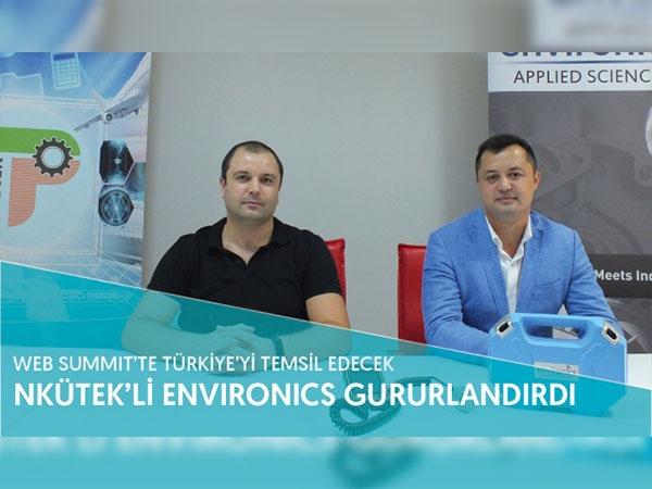Environics, Web Summit 2020´de Türkiye´yi temsil edecek